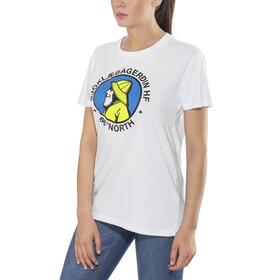 66° North Gola 66°N Sailor T-Shirt Unisex White
